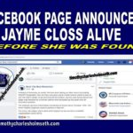 Facebook page administrator had press release prepared that Jayme Closs was alive before she was even found