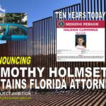 HaLeigh Cummings: Ten years later Minnesota journalist retains Florida attorney to attack Broward County court order that stopped his reporting and jailed him